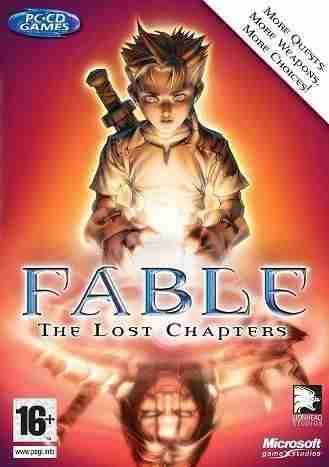 Descargar Fable The Lost Chapters [MULTI8][PPTCLASSiCS] por Torrent